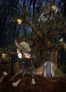 Wonderland series - It's late
