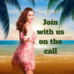 Join with us on the call